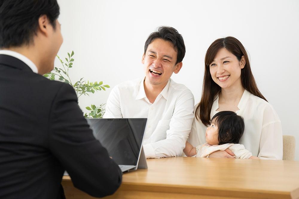 完成見学会・家づくり勉強会・個別資金相談会に参加しよう!!